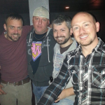 Night out in WV with friends.
