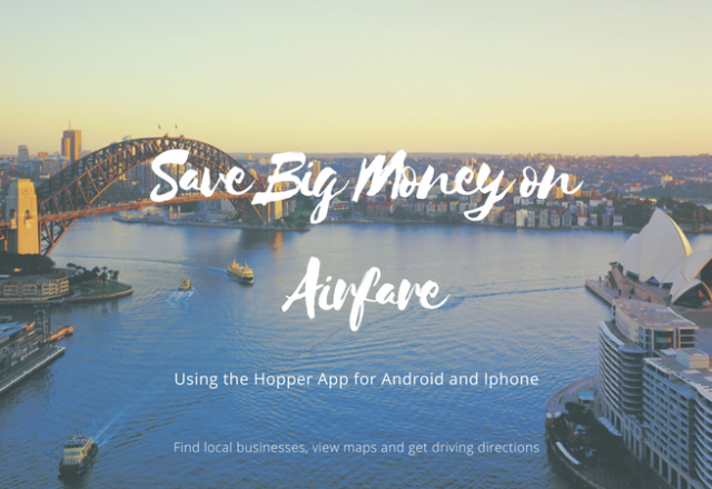Save Money on Airfar1